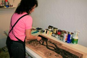 Andrea Inking
