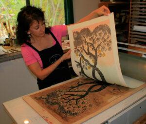 Andrea Pulling Print