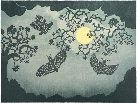 Circling The Moon Rh