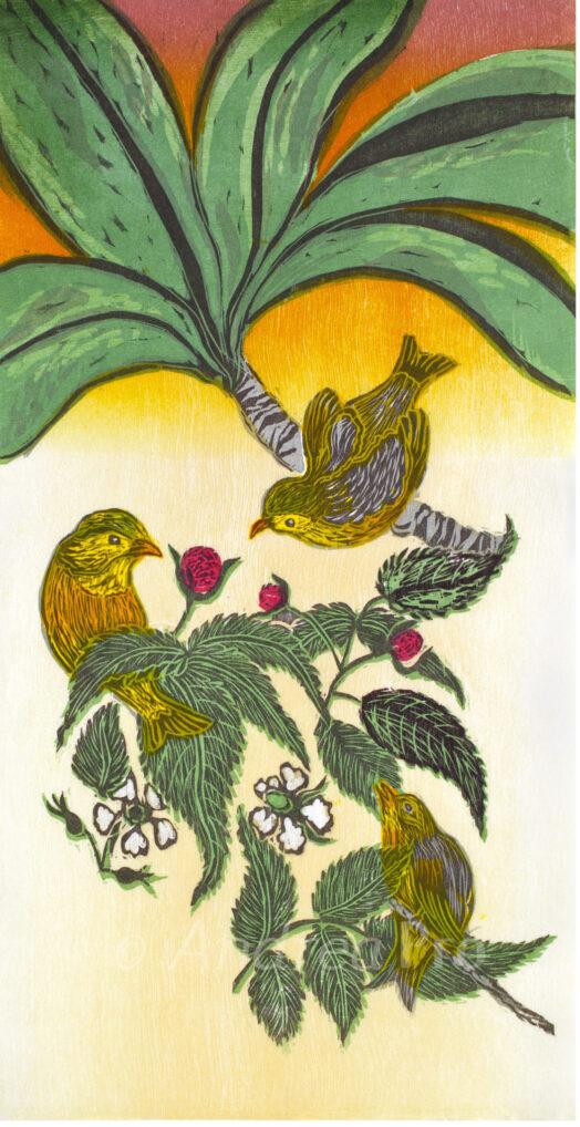 Nightingales Sundown