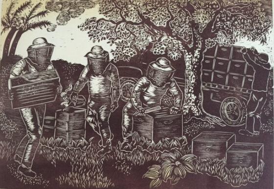 The Beekeepers, Hawaiian Style