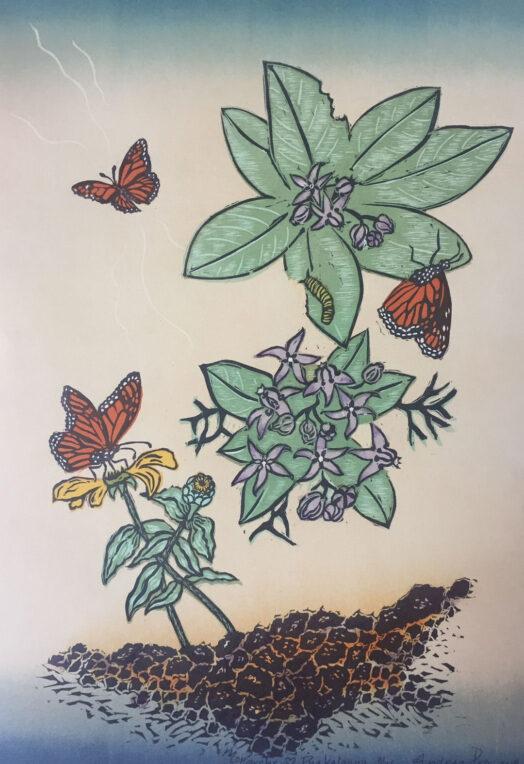 Monarchs Love Pua Kalaunu Ap