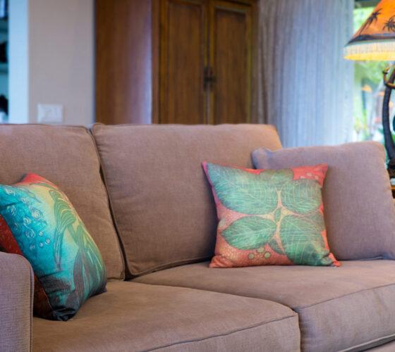 2 Pillows Interior