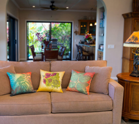 3 Pillows Nectar Interior Couch