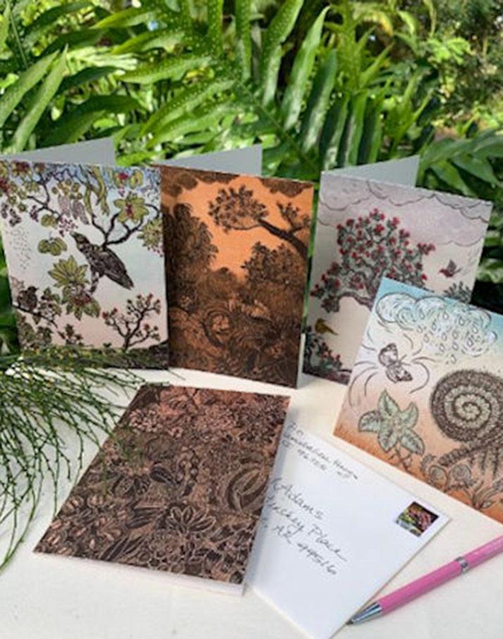 Rainforest Card Set Ff