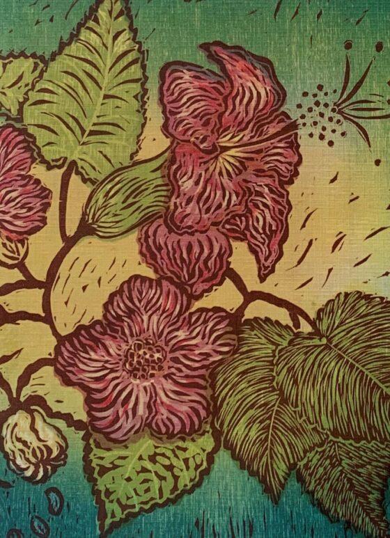 Botanic Greeting Card 3