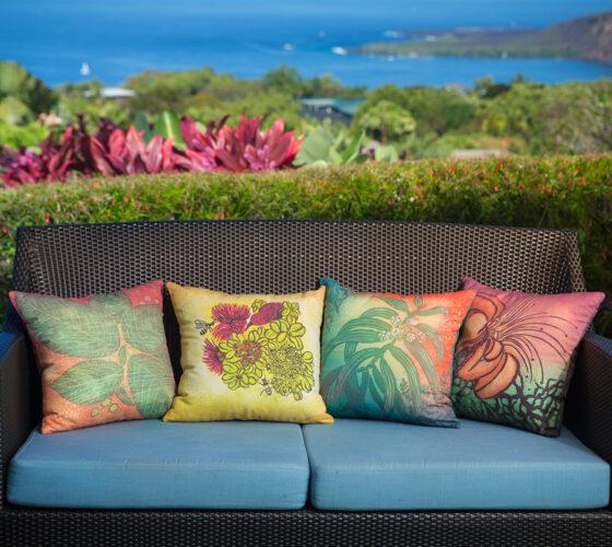 Decorative Porch Pillows